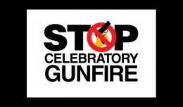 stop celebratory gunfire